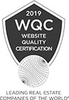 2019 Website Quality Certification - Leading Real Estate Companies of the World
